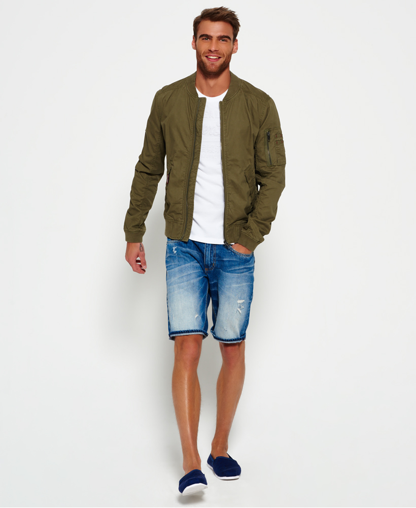 SUPERDRY BOMBER DUTY ROOKIE
